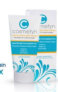 Cosmetyn intense stretch mark therapy cream dermaplex 12