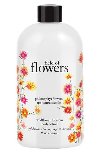 field of flowers water lily 16.0 oz body lotion for Women
