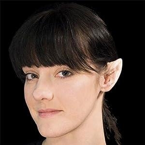 Adult Latex Fairy Alien Vulcan Space Ear Tips SMALL