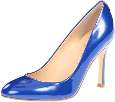 Ivanka Trump Women's Janie Pump,Ocean Patent,6 M US