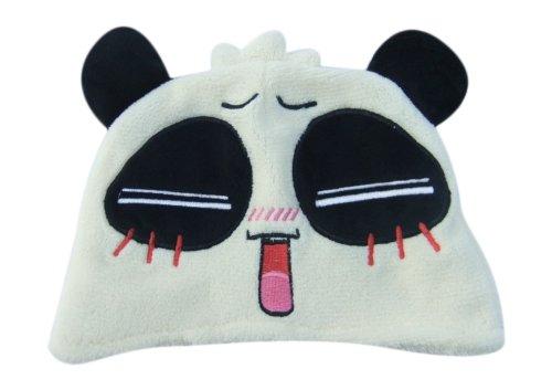 Happy NONO Panda Funny Animal Costume Beanie