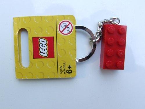 LEGO Creator: Rosso Mattone Portachiavi