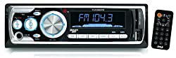 See Pyle PLR25BMPM Bluetooth Digital MP3 Head-Unit Receiver with USB/SD Card Readers and AUX Input Details