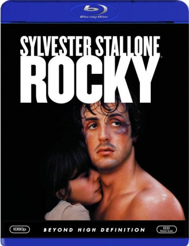 Cover art for  Rocky [Blu-ray]