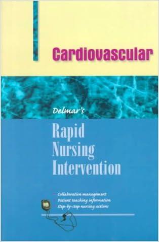 Rapid Nursing Intervention: Cardiovascular Nursing
