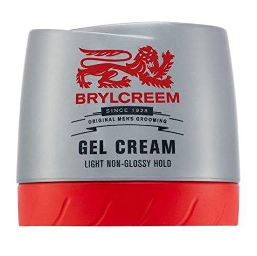Brylcreem Crema Gel Luce Non Grassa Hold (150ml)