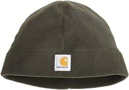 Carhartt Men\'s Fleece Hat,Moss,One Size