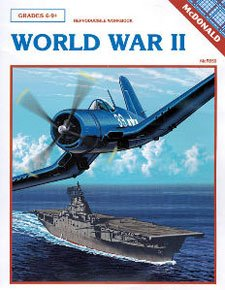 BOOK REPRO WORLD WAR II 6-9 - 1