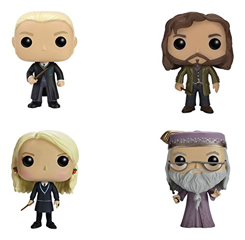 Funko Harry Potter POP! Movies Action Figure Collectors Set