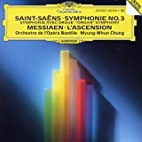echange, troc  - Saint-Saëns Symphonie N°3 avec orgue - Messiaen: L'Ascension