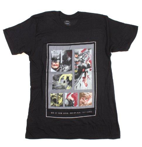 Marc Ecko Cut & Sew Mens Batman For the City T-Shirt