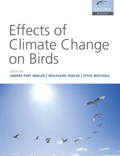global warming effects on animals articles