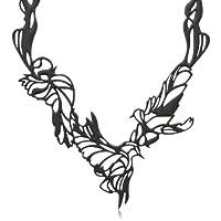 [バチュカーダ] Batucada Bird ネックレス ブラック BCDNLBD-BK