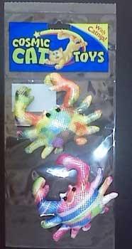 (Price/1)Silky Sunny Crab Catnip Toy 2pk