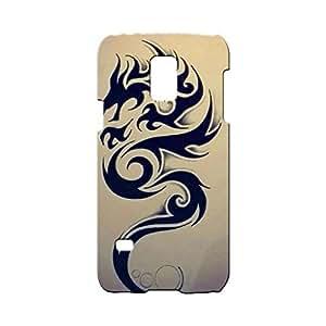 BLUEDIO Designer Printed Back case cover for Samsung Galaxy S5 - G6701