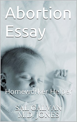 Controversial issue abortion essays
