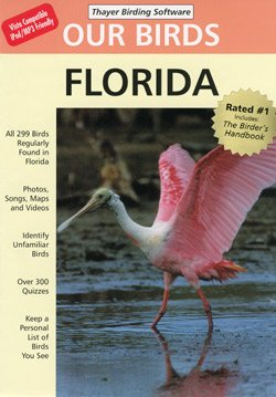 Thayer Our Birds - Florida CD-ROM