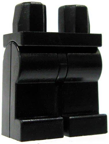 LEGO LOOSE Legs Black Legs - 1