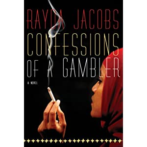 April Book Review – Confessions of a gambler- Rayda Jacobs