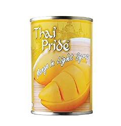 Thai Pride Mango In Light Syrup, 425g