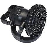 Ameristep Blind Fan/Light Combo, Black