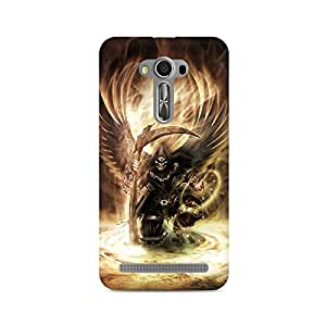 Mobicture Girl Abstract Premium Printed Case For Asus Zenfone Selfie