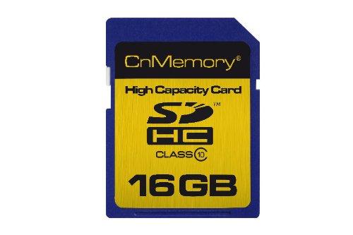 Scheda di memoria SDHC - Class 10 - 16GB