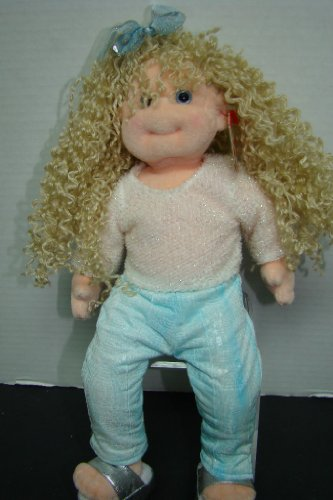 "2001 Ty Beanie Bopper Sassy Star -12"" Tall"
