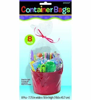 Container Bag 8 ct [5 Retail Unit(s) Pack] - 370040 - 1
