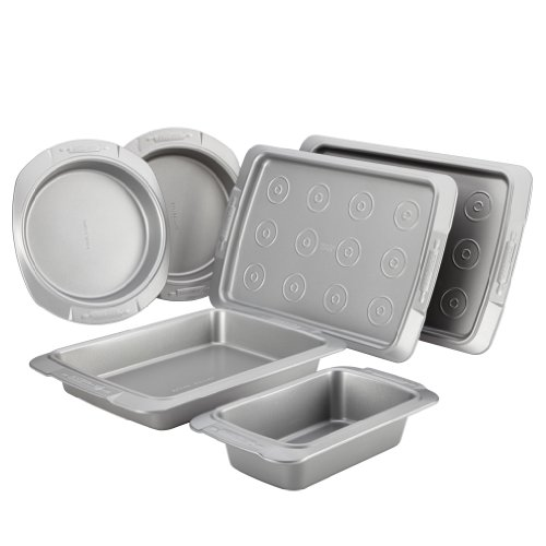 Cake Boss Deluxe Nonstick Bakeware 6-Piece Set