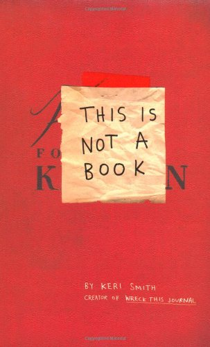 Gift Idea: This Is Not a Book