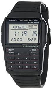 Casio Men's DBC32-1A Databank Watch