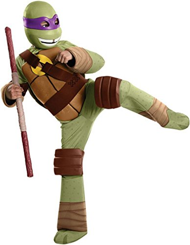 Teenage Mutant Ninja Turtles Donatello Child Costume