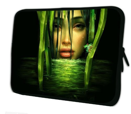 c-art-cherry-58-pollici-ebook-reader-borsa-in-tessuto-in-neoprene-per-tolino-vision-shine-kobo-arc-g
