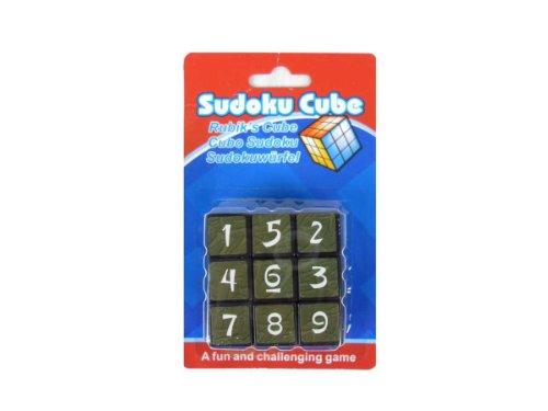 Sudoku Cube - 1