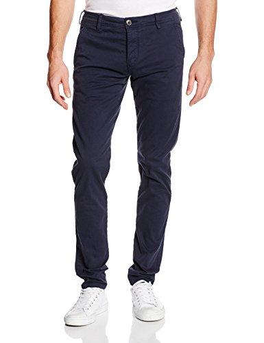 SELECTED HOMME - SHHONELUCA ST PANTS NOOS, Pantaloni Uomo, Blu (Navy Blazer), W31/L32 (Taglia produttore: 31)