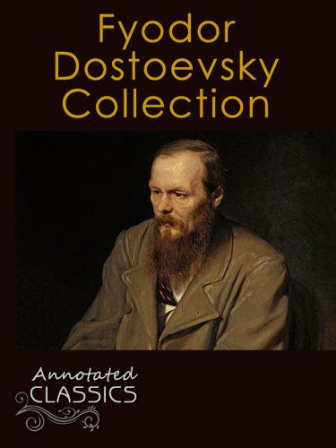 an analysis of the life and works of fyodor dostoyevsky a russian author Dvoinik (translation published as the doubledouble),  a novel in nine  lettersnovel in nine letters), [russia],.