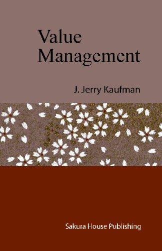 Value Management: Creating Competitive Advantage