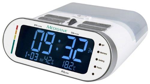 Medisana MTR Blutdruckmessgerät (mit Radio OA)