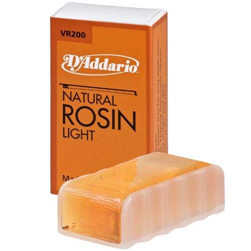 daddario-natural-rosin-light