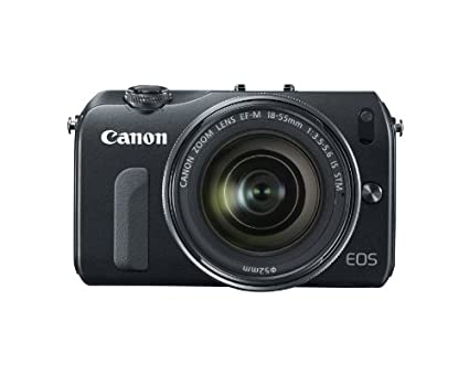 Canon-EOS-M-(18-55-mm)-Mirrorless-Camera