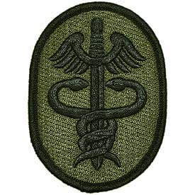 Amazon.com: US Military Iron On Patch - Corps & Command