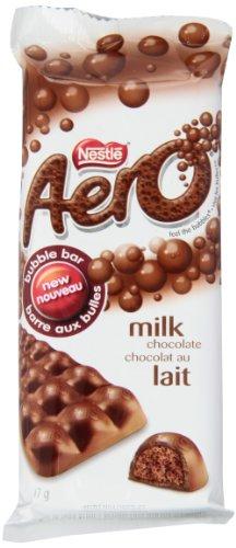 Aero Milk Chocolate, 97gm Bar, Pack of 15