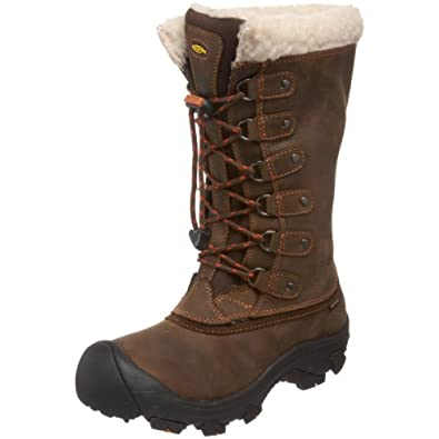 Amazon.com: KEEN Women's Alaska Waterproof Winter Boot