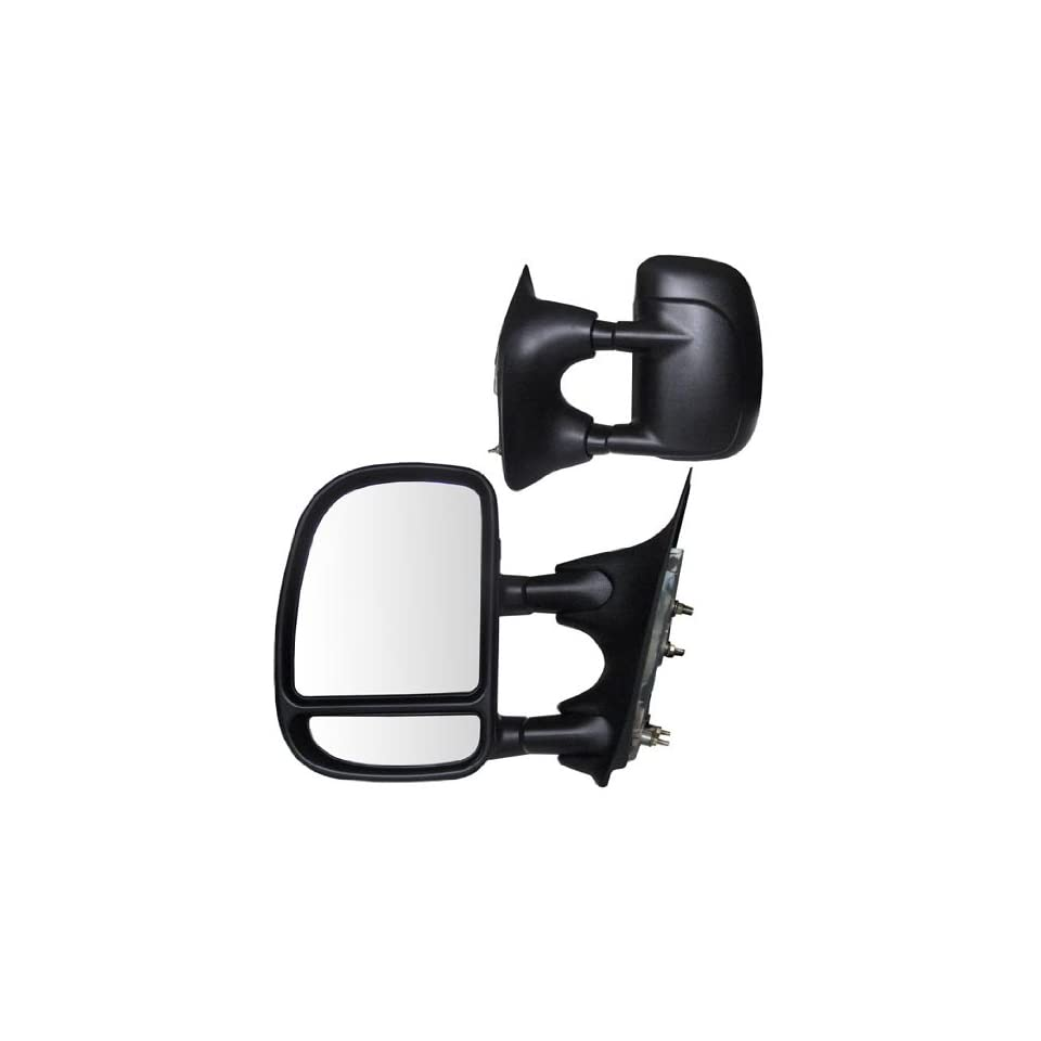 Fit System 99193 Chrysler PT Cruiser Driver//Passenger Side Replacement Mirror Glass