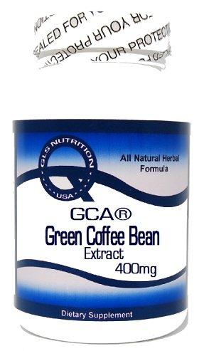Gca® Green Coffee Bean Extract 400Mg 180 Capsules ^Gls