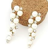 Sorellaz 8 Pearl Earrings