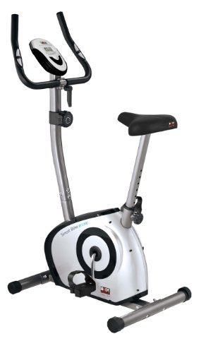 Body Sculpture BC1700 Exercise Bike - Silver/Black