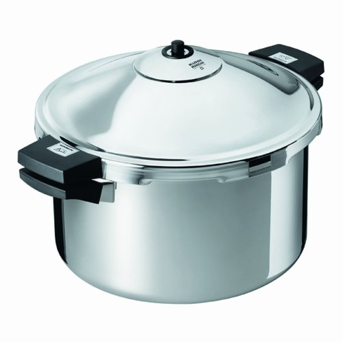 Kuhn Rikon 12-Quart Duromatic Stockpot Pressure Cooker