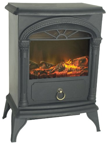 Vernon Electric Fireplace Stove picture B0048AXRAI.jpg